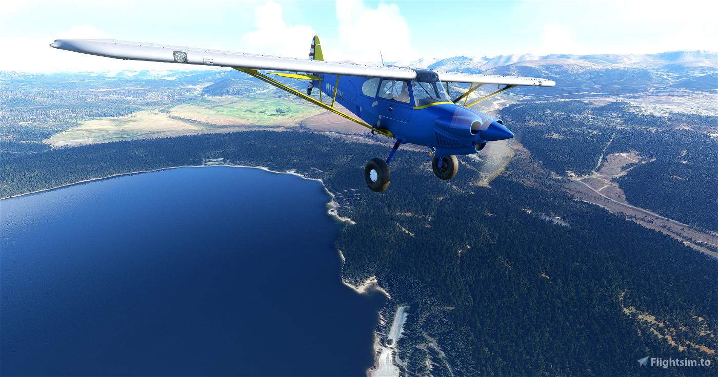 N1698K Flight Simulator 2020