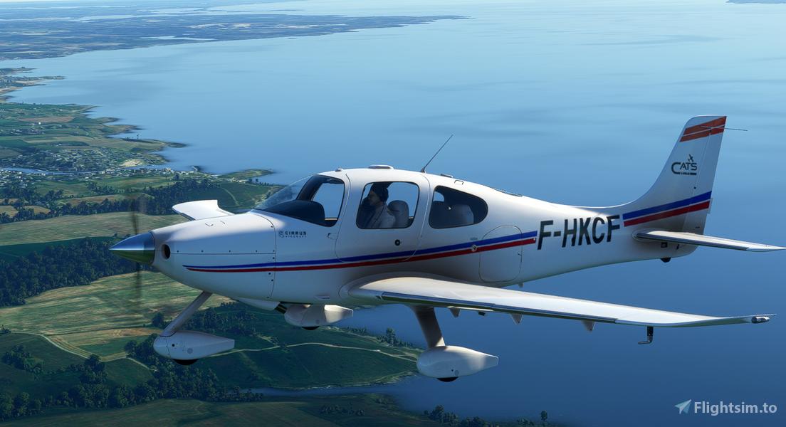 MF_SR22_CATS Flight Simulator 2020
