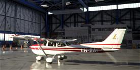 LN RAI Norwegian C172N Image Flight Simulator 2020