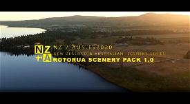 NZA Simulations -  NZRO Rotorua V1.1 Microsoft Flight Simulator