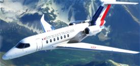CITATION LONGITUDE ETEC Microsoft Flight Simulator