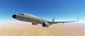 [v1.1] Airbus A320 French Air Force (Grey Cockpit) Image Flight Simulator 2020