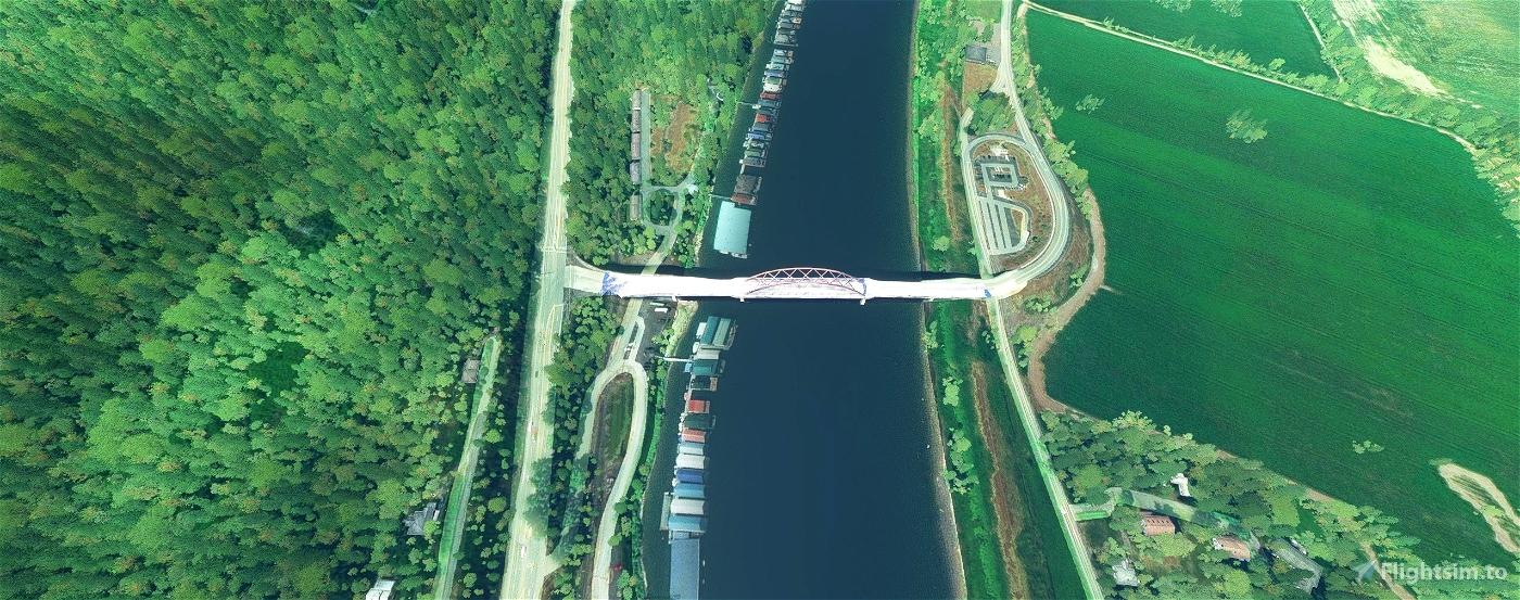Portland OR Bridges V1.3