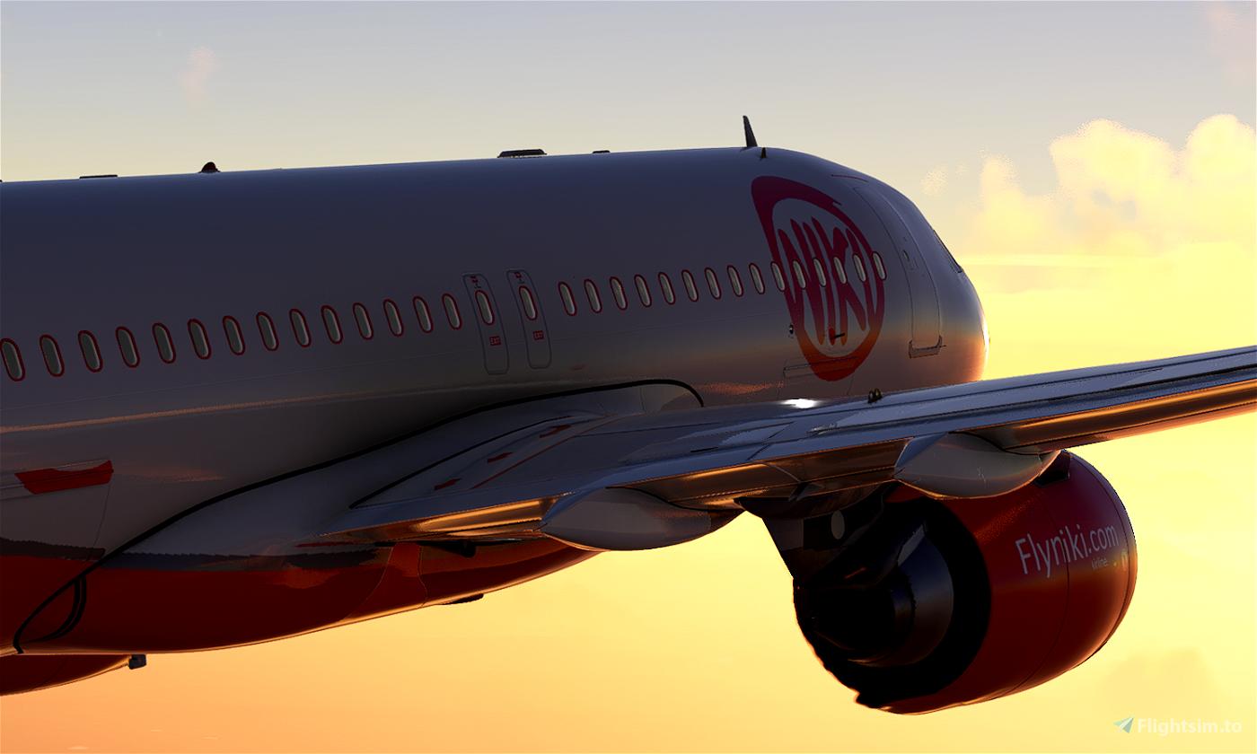 NIKI air berlin Flight Simulator 2020