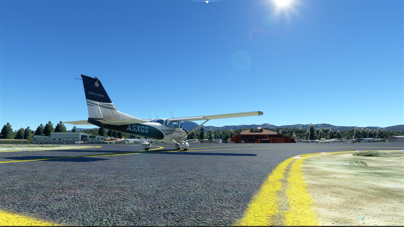 L35 Big Bear Airport