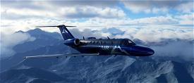 VOLCAN AIR CITATION CJ4 Image Flight Simulator 2020