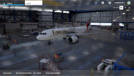 The 8K liveries Megapack for the a320 (and for other aircraft in the future) Image Flight Simulator 2020
