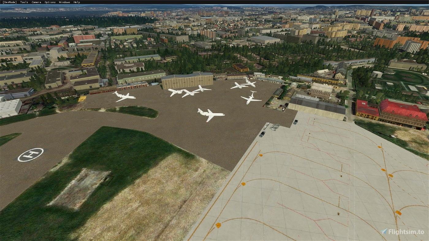 Lviv International Airport — UKLL Image Flight Simulator 2020