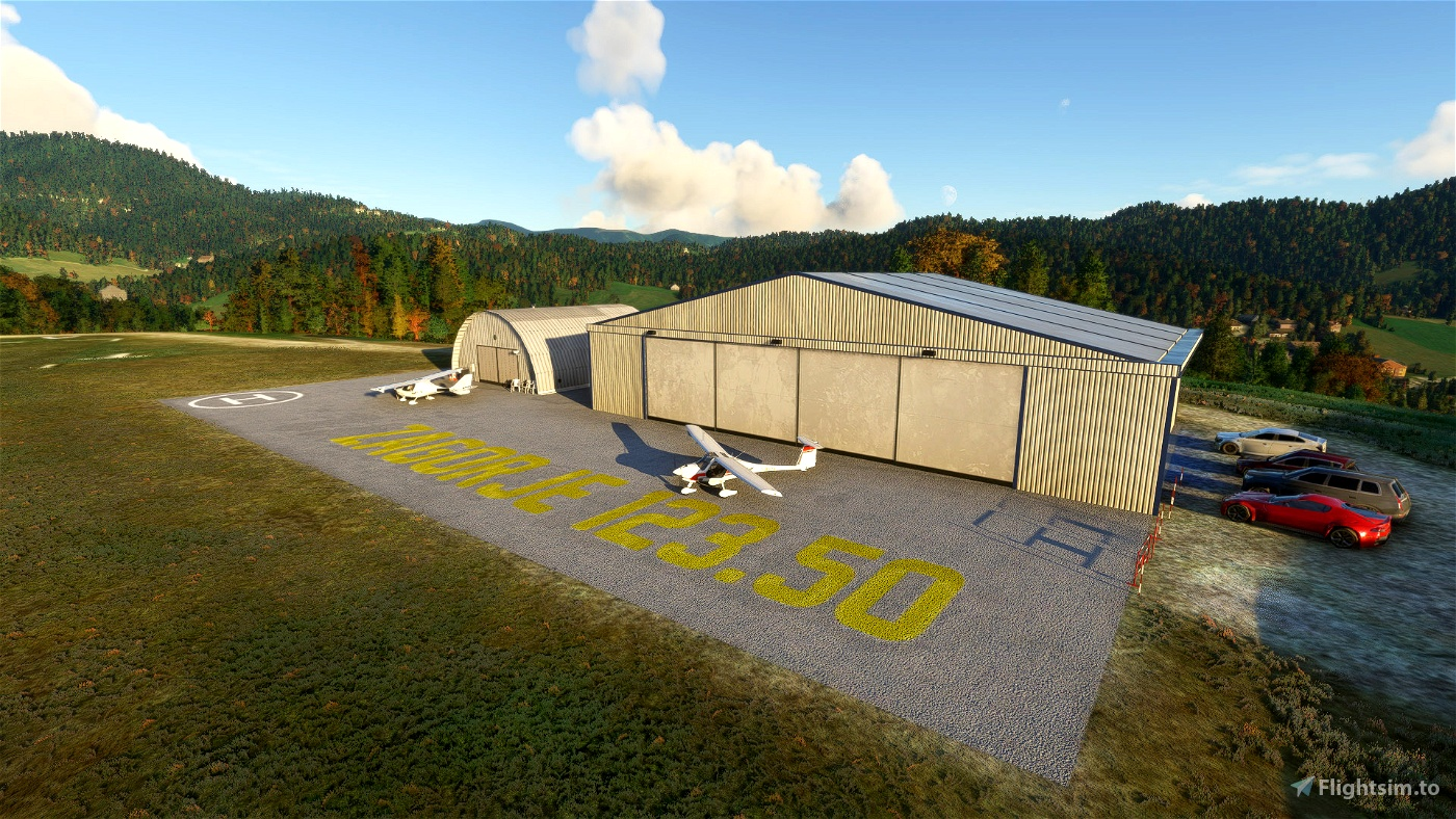 Zagorje airfield (LJZA) Flight Simulator 2020