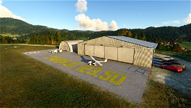 Zagorje airfield (LJZA) Image Flight Simulator 2020