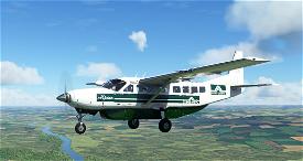 Cessna 208B Grand Caravan EX MANTIQUEIRA Livery Image Flight Simulator 2020