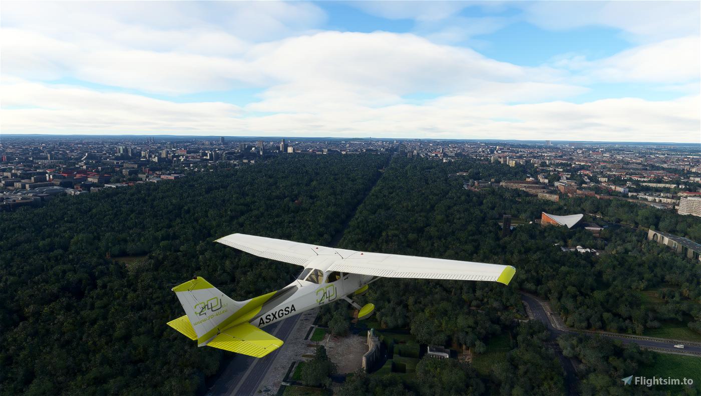 Cessna 172 AS1000 livery - 3D-4U.eu
