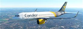 A320neo CONDOR Image Flight Simulator 2020