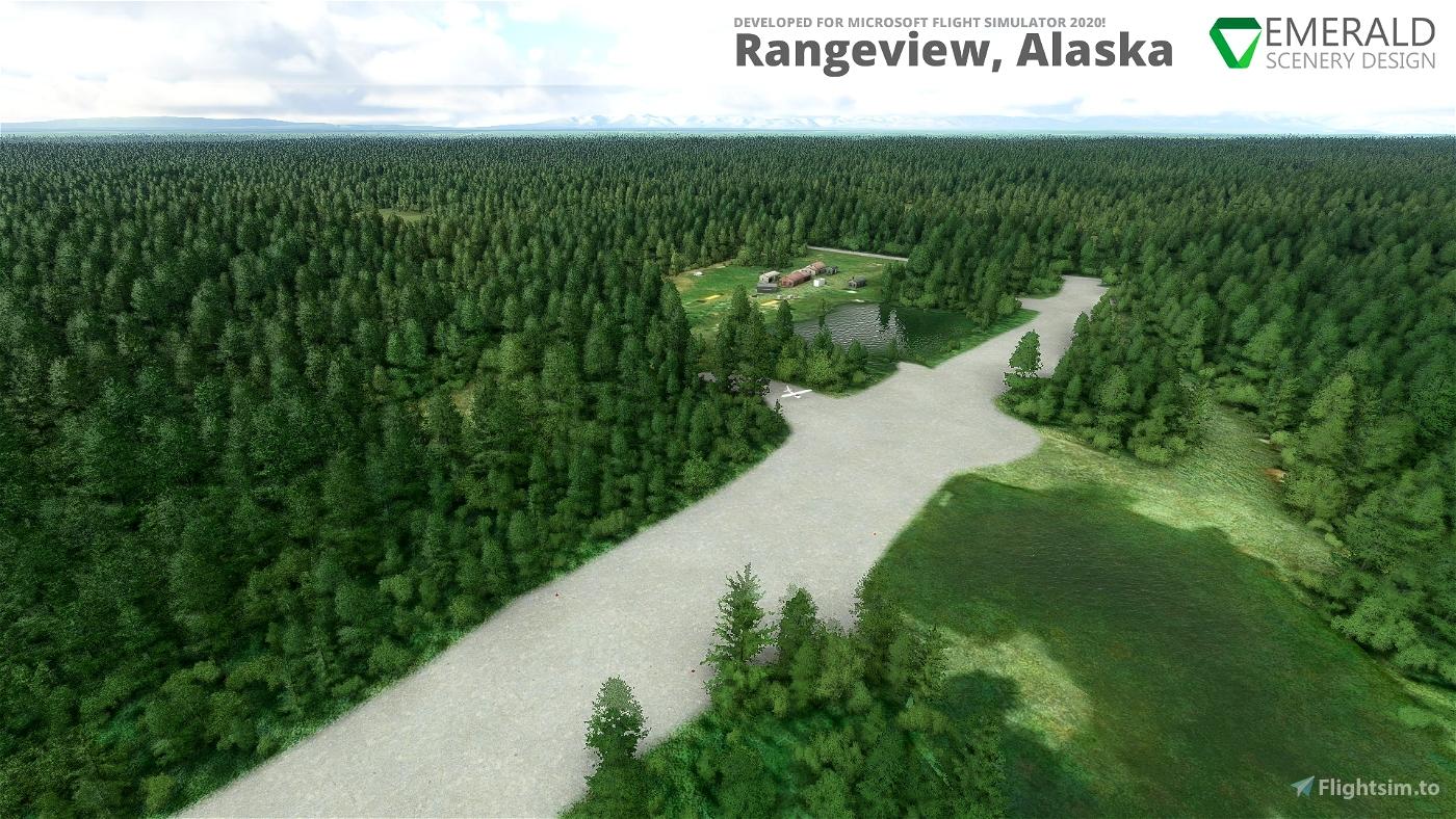 Rangeview Airstrip, Alaska (0AA5)