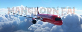 BENFICA 787-10 (fictional) Image Flight Simulator 2020