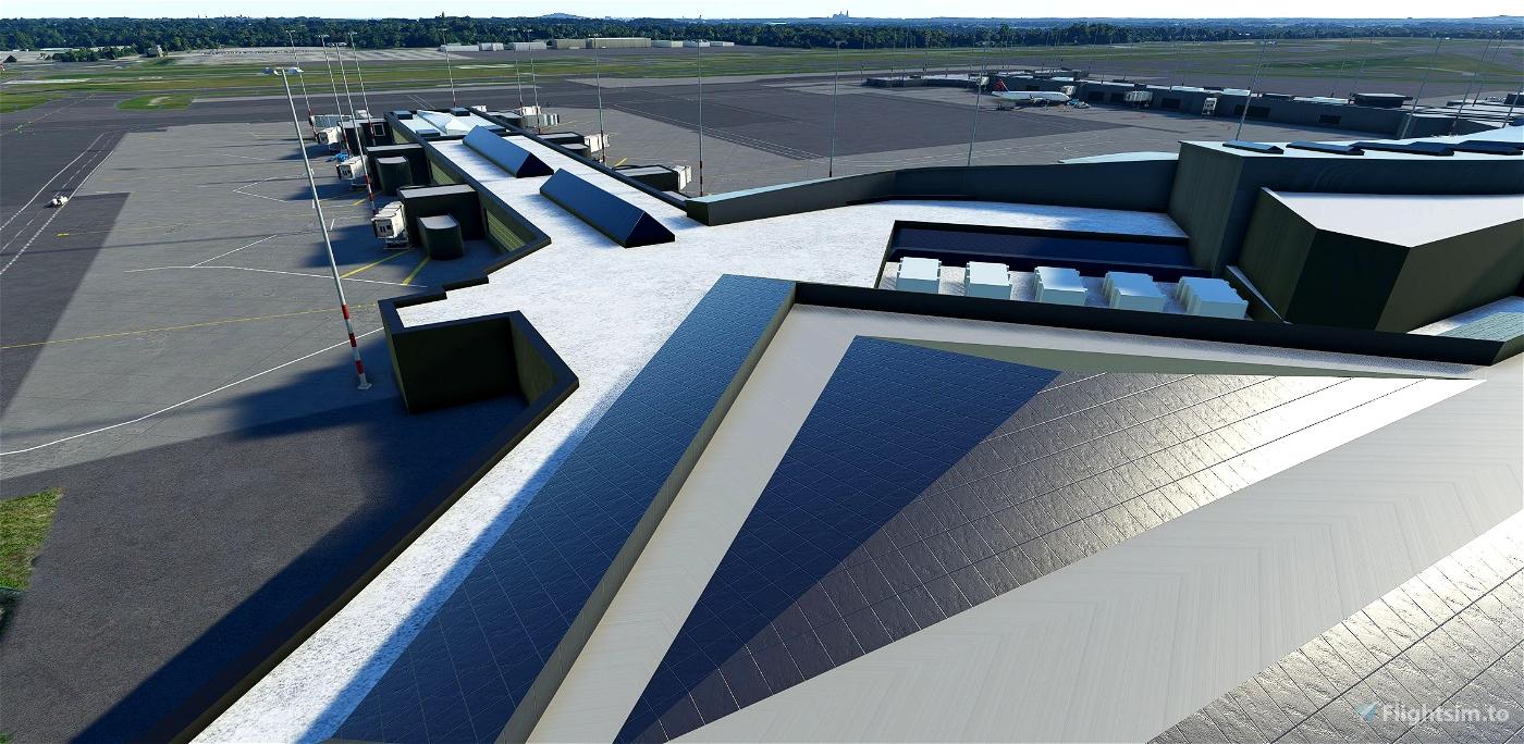KBWI - Baltimore/Washington International Thurgood Marshall Airport