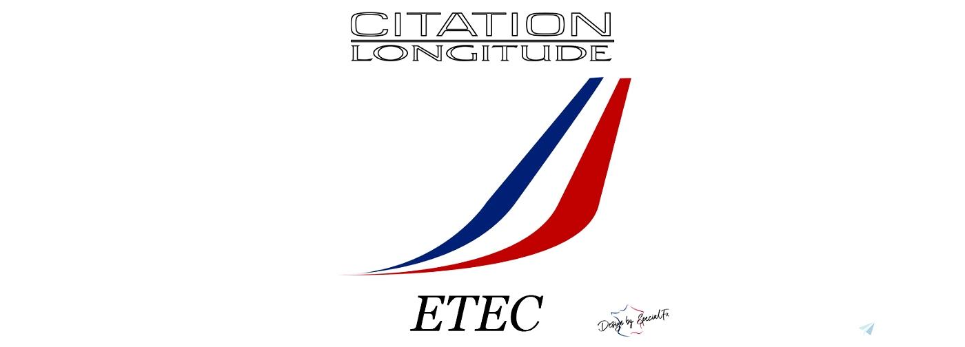 CITATION LONGITUDE ETEC
