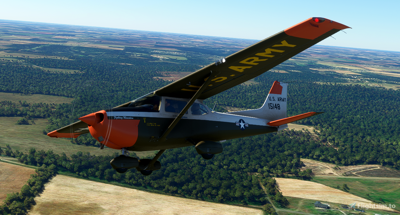 Cessna T-41B Mescalero  U.S. Army