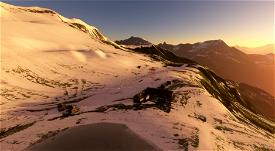 Alps altiports Microsoft Flight Simulator