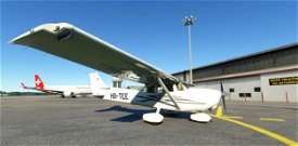 Asobo C172 (G1000) HB-TEE Alp Aviation Image Flight Simulator 2020