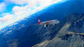 Austrian New (Original for A320 Neo) Image Flight Simulator 2020