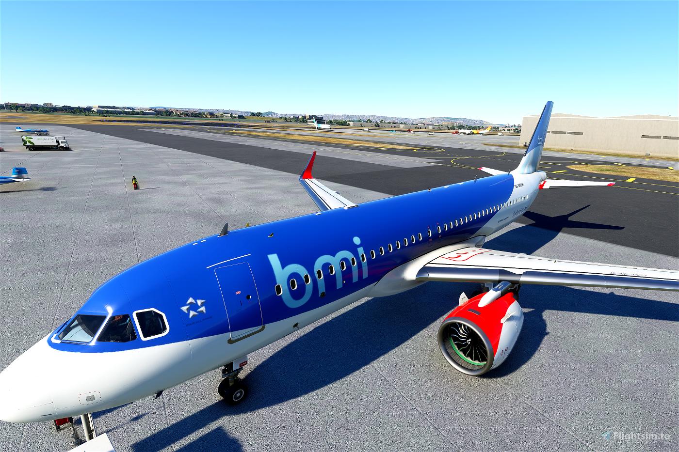 Airbus A320neo BMI