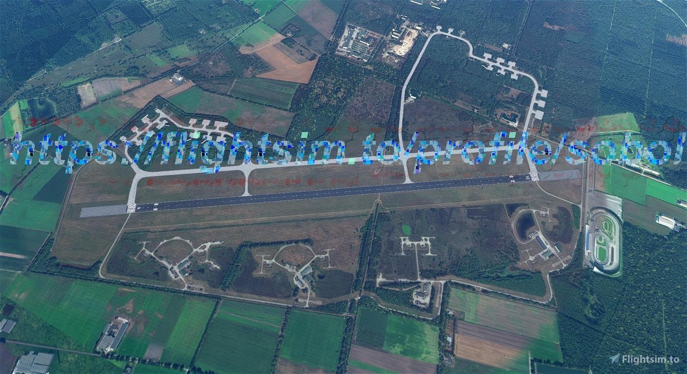 EHDP-Aerials Flight Simulator 2020