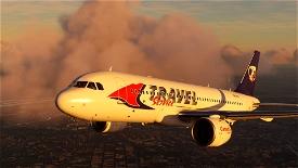A320 NEO (Czech)Travelservice Classic Image Flight Simulator 2020