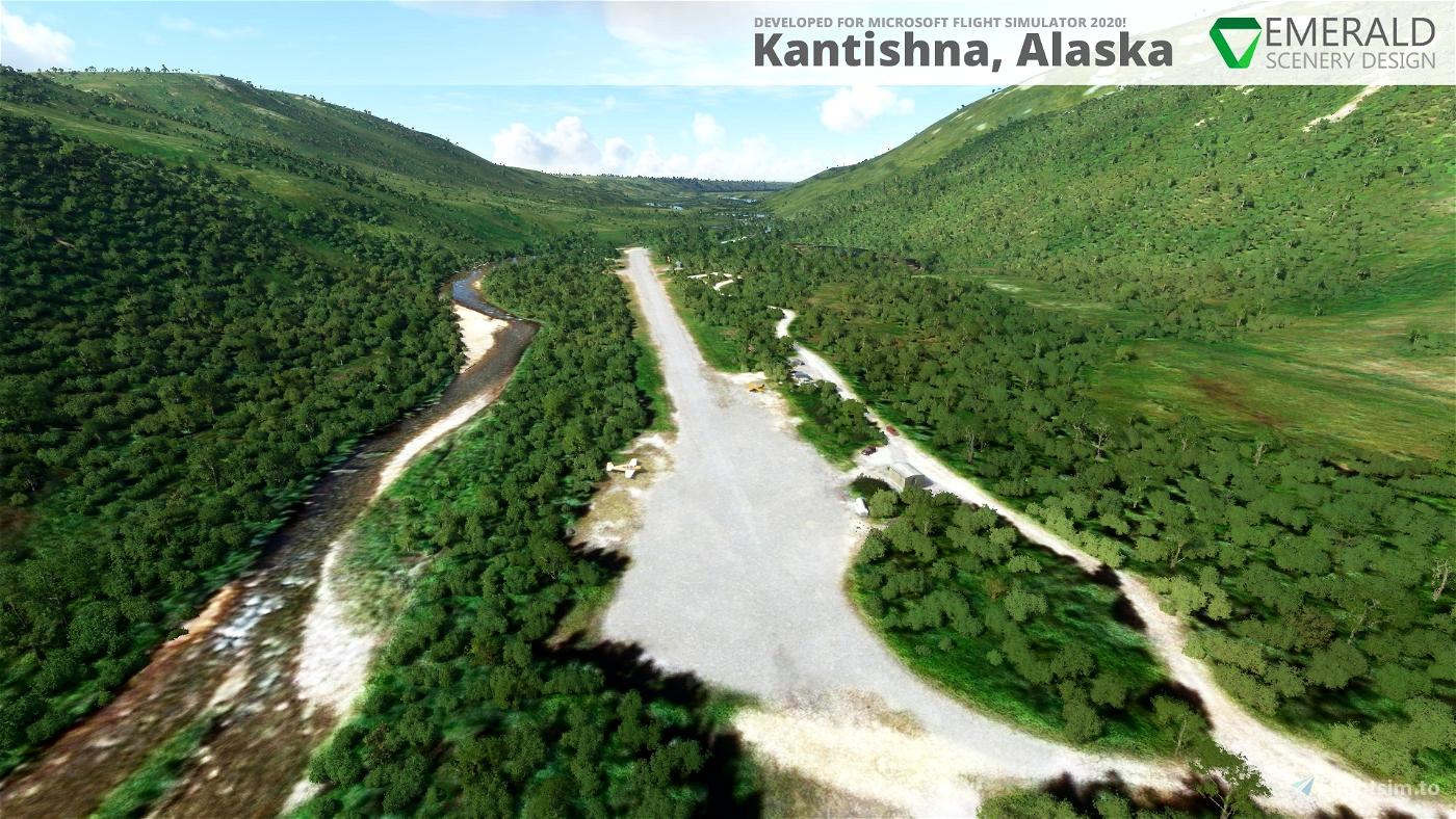 Kantishna Airport, Alaska (5Z5)
