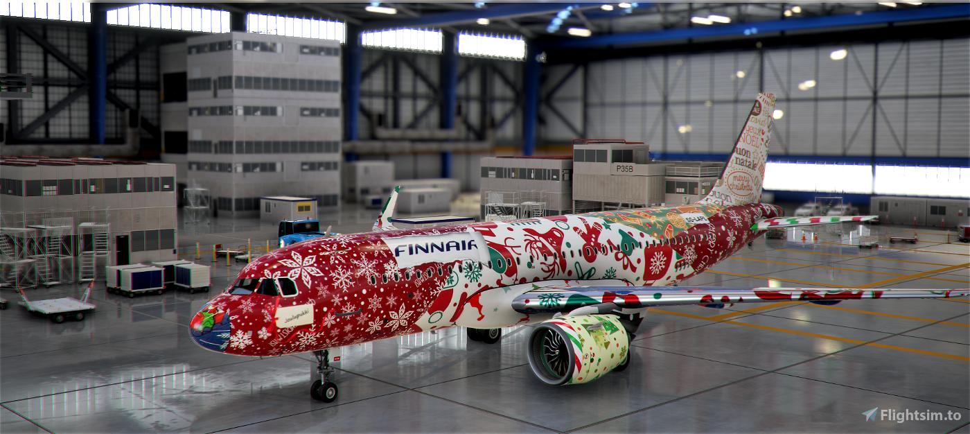 Airbus A320neo 'Under Wraps'