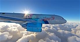 [8K] Air Vanuatu Image Flight Simulator 2020