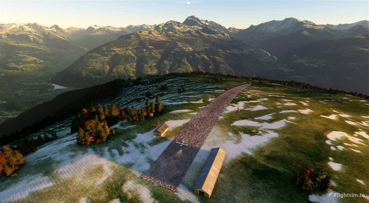 Alps altiports