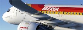 IBERIA EC-HDT Image Flight Simulator 2020