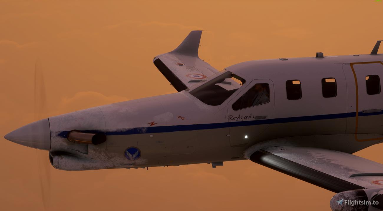 MF_TBM_Alat_ABR Flight Simulator 2020