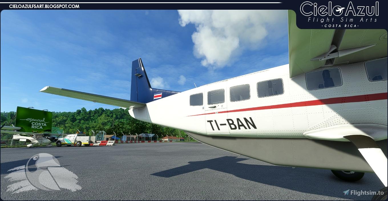 Sansa Regional | Memories Package | Asobo Cessna C208B EX Grand Caravan (8K)