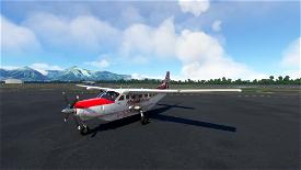 Cessna 208B Mokulele Airlines Image Flight Simulator 2020