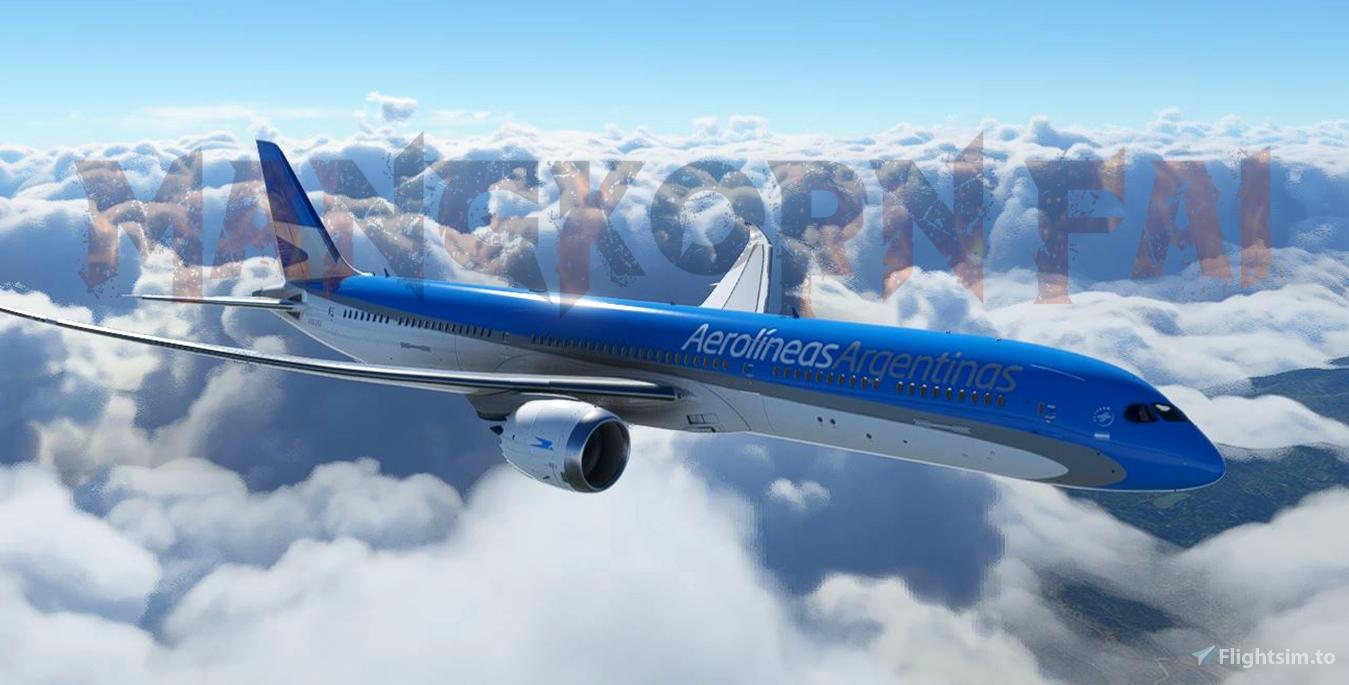 Aerolineas Argentinas 787-10