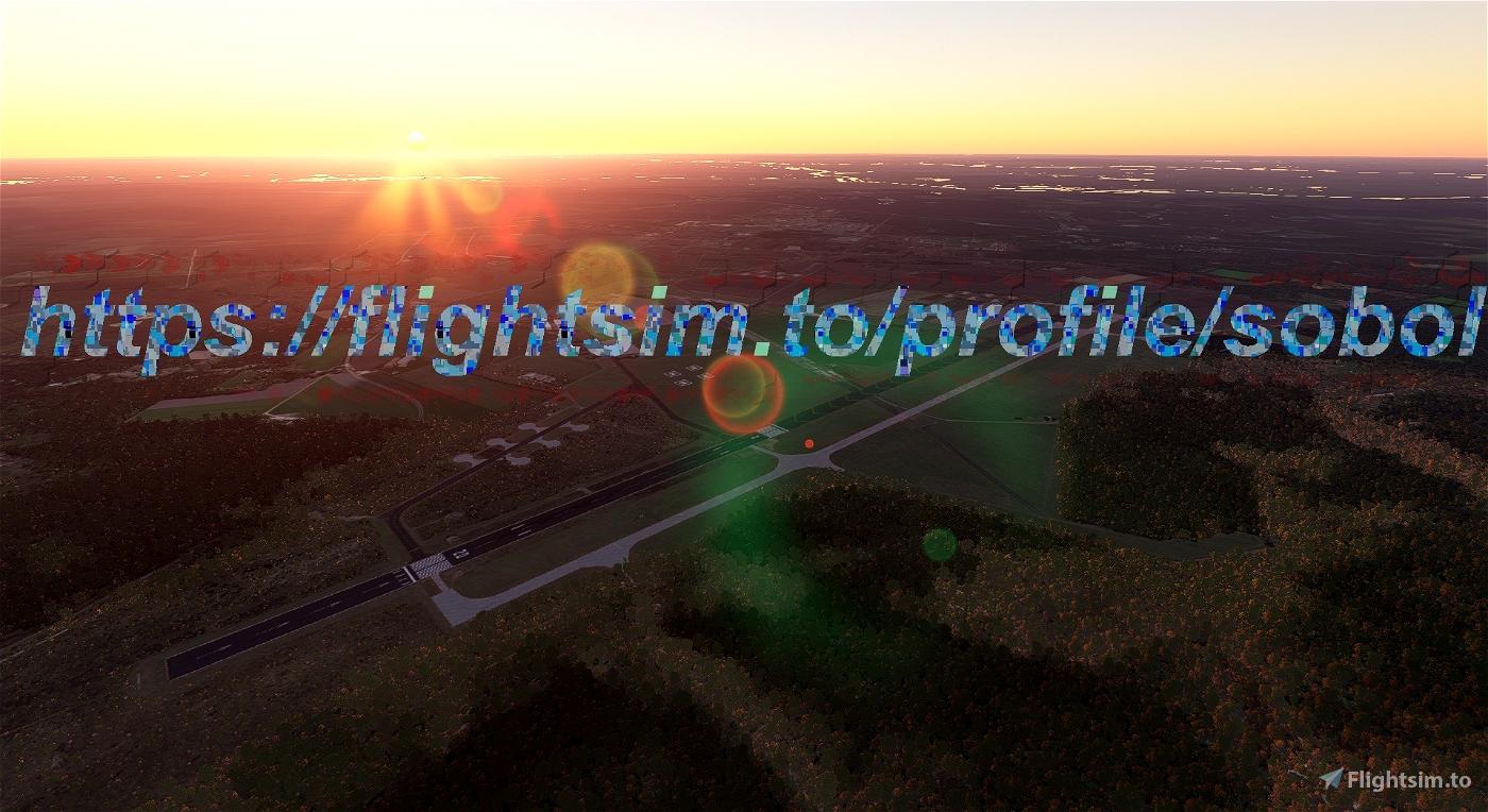 EHDL-Deelen Airbase Flight Simulator 2020