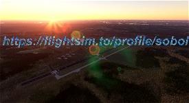 EHDL-Deelen Airbase Image Flight Simulator 2020