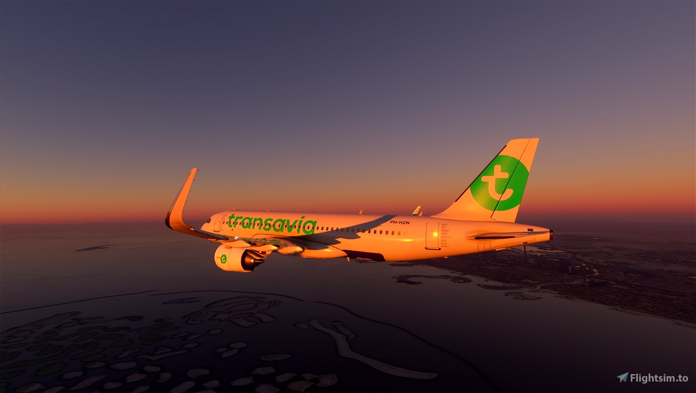 Transavia Flight Simulator 2020