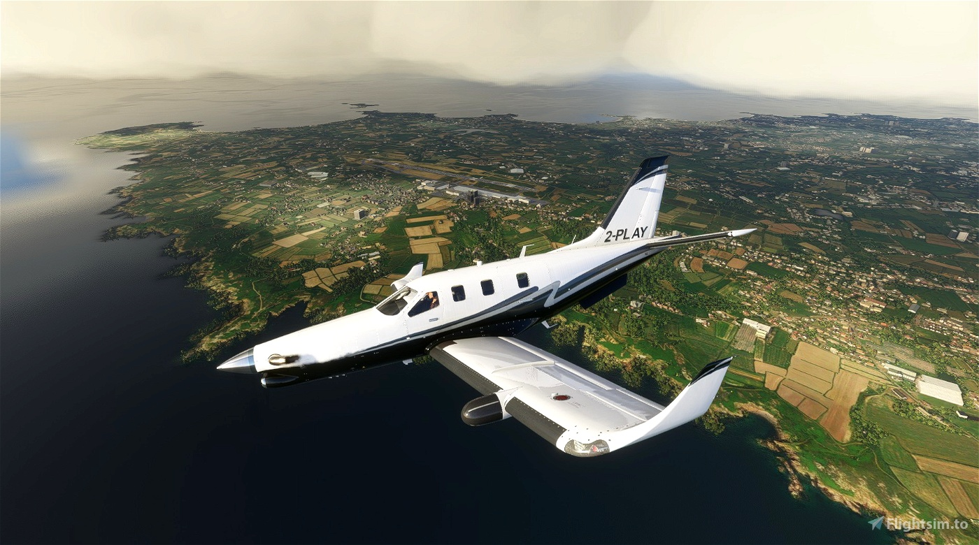 Daher TBM 2-PLAY Flight Simulator 2020
