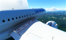 [8K] Lao Airlines Image Flight Simulator 2020