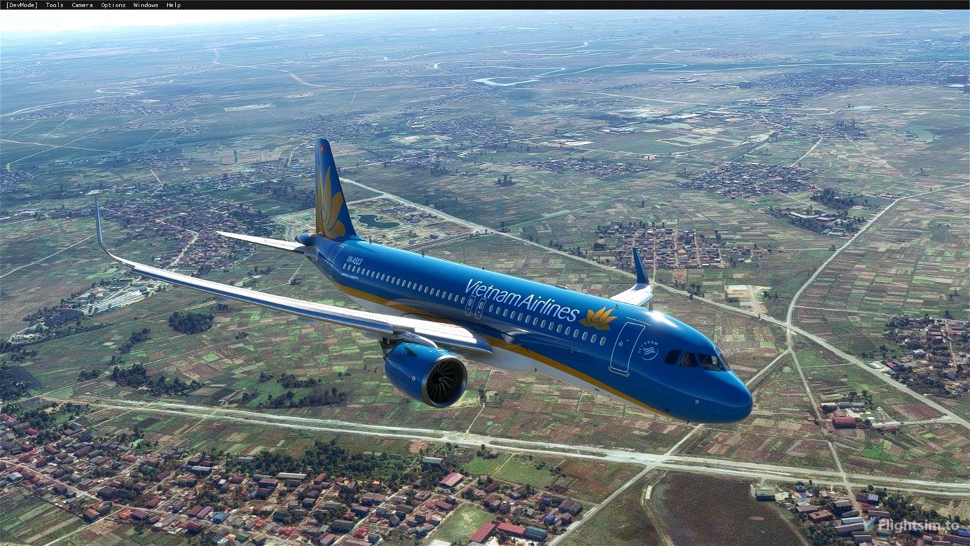 Vietnam Airlines(8K)[VN-A513]