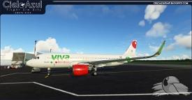 Viva Aerobus   XA-VIJ & XA-VIU   Asobo Airbus A320neo (8K) Image Flight Simulator 2020