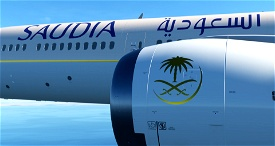 [8k] Saudia (Saudi Airlines) Image Flight Simulator 2020