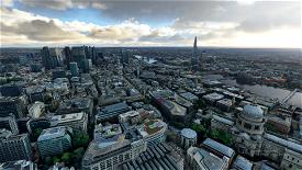 London City Microsoft Flight Simulator