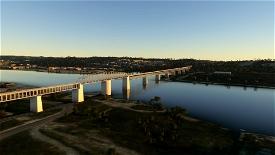 Martigues & Caronte Bridges Image Flight Simulator 2020
