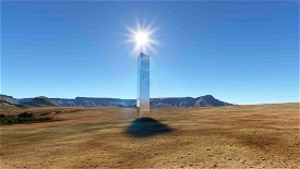 Utah Monolith Microsoft Flight Simulator