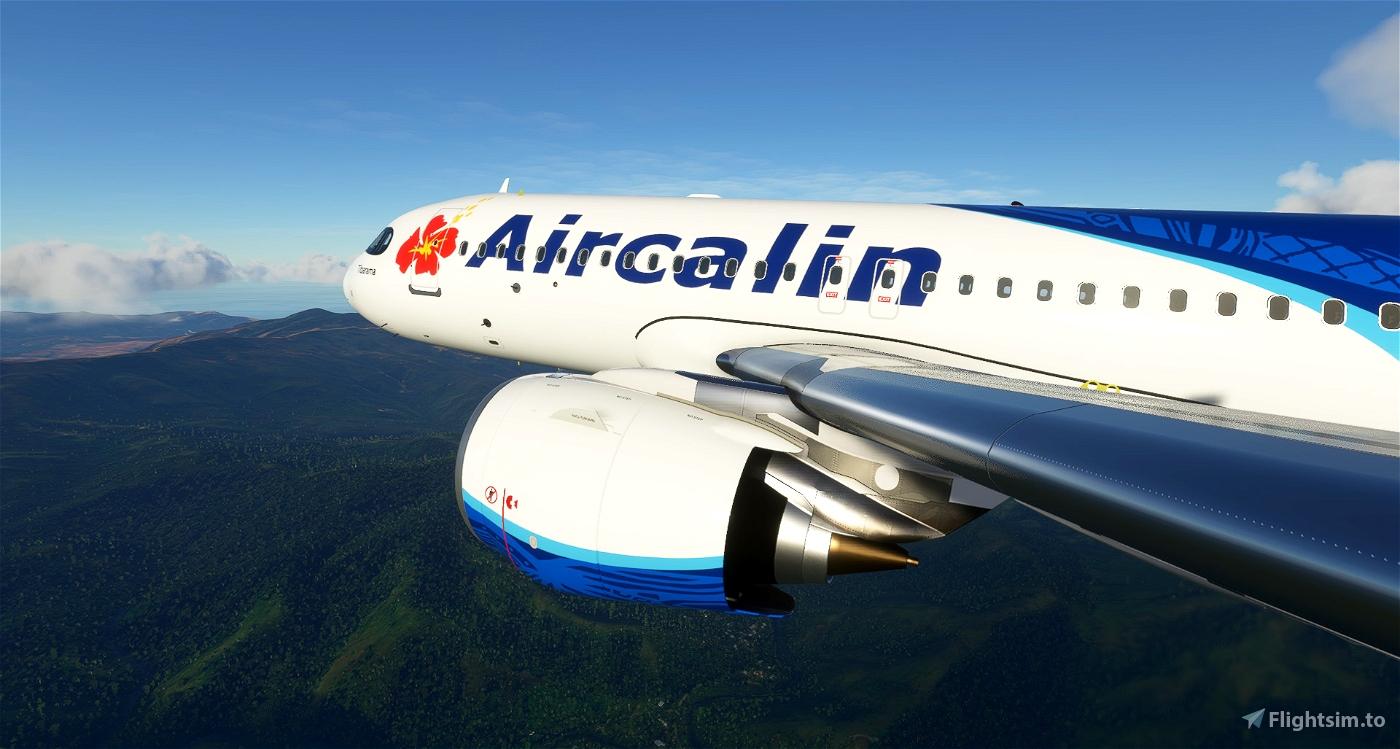 Aircalin - 8K