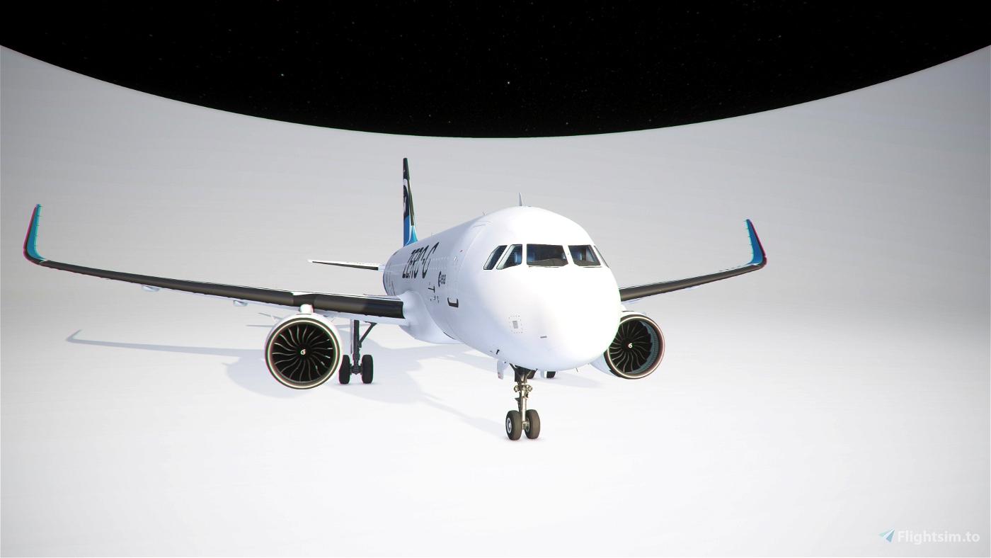 Zero G Flight Simulator 2020